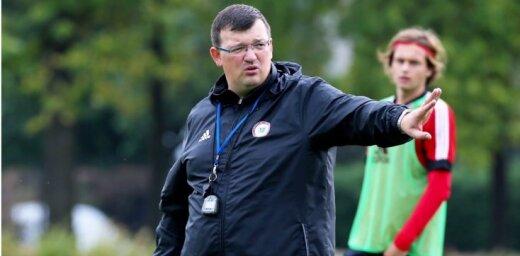 Latvijas U-21 futbolisti pulcēsies trijās selekcijas nometnēs janvārī un februārī