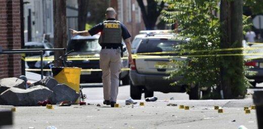 В США на выставке произошла стрельба: один погибший, 20 раненых