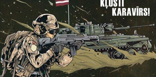 Seši ieguvumi, kļūstot par karavīru Latvijas armijā