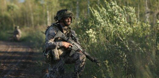 Vairākās bruņoto spēku vienībās sākas rezerves karavīru mācības