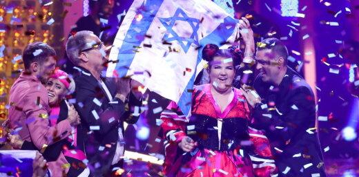 Aicina boikotēt 'Eirovīzijas' konkursu Izraēlā