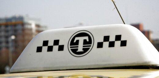 Нападение на таксиста в Ильгюциемсе: задержанный ранее судим за ограбления
