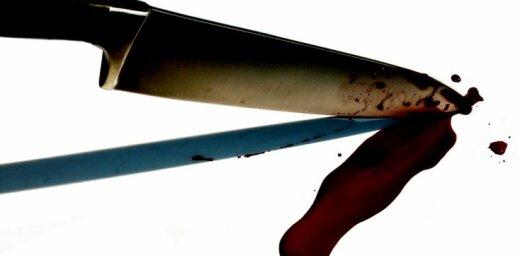 Пьяный мужчина в Иманте ударил ножом собутыльника