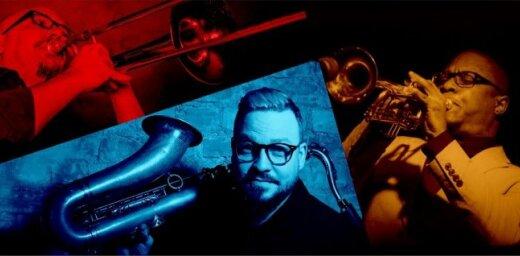 Atklās pasākumu sēriju 'VEF Jazz Club'