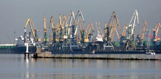 Рижский порт за девять месяцев перевалил на 5,1% меньше грузов