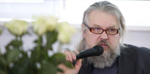 Par Mākslinieku savienības priekšsēdētāju atkārtoti ievēlēts tēlnieks Igors Dobičins