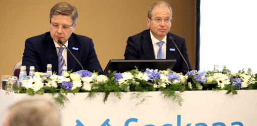Rīgas nākamā gada budžetā plāno 49 miljonu eiro deficītu