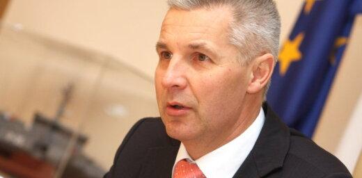 Пабрикс: Ринкевич должен сохранить пост министра иностранных дел