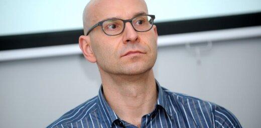 Andris Veselovskis: Mīts par vājo vīrieti un stipro sievieti
