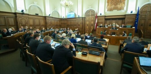 'Jaunie Latvieši': Atklāta vēstule Latvijas Republikas Saeimas deputātiem