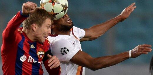 Maskavas CSKA lauž līgumu ar traumu nomocīto Cauņu