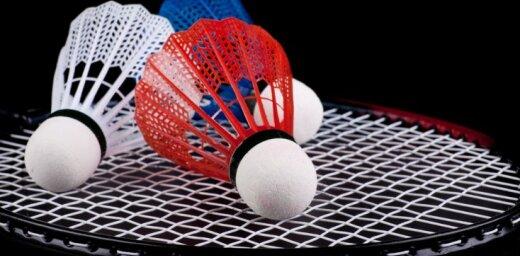 Noraida ideju par badmintona setu saīsināšanu