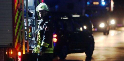 Германия: в трагической аварии погиб гражданин Латвии