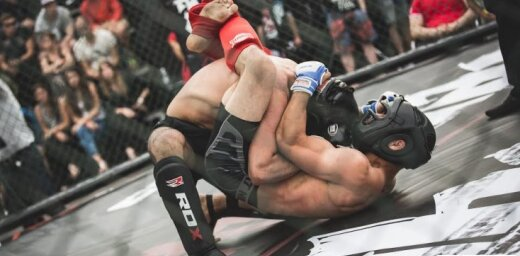 В Риге стартует первый этап бойцовского турнира Ghetto Fight