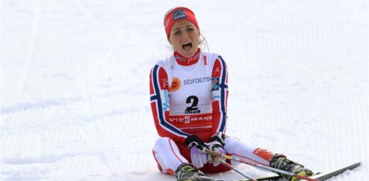 Titulētā slēpotāja Juhauga pēc diskvalifikācijas pagarināšanas nevarēs startēt Phjončhanā