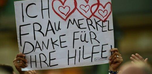 Соратник Меркель выступил за увеличение инвестиции в безопасность