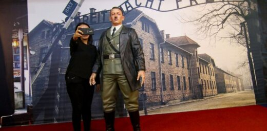 Фигуру Гитлера после критики убрали из экспозиции музея