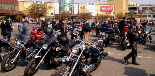 CSDD рассмотрит идею использования мотоциклистами полос для общественного транспорта