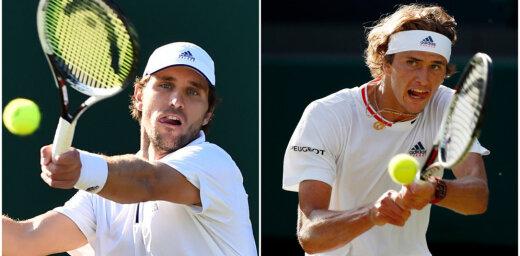 Vašingtonas ATP turnīra trešajā kārtā gaidāms rets notikums sportā – brāļu duelis