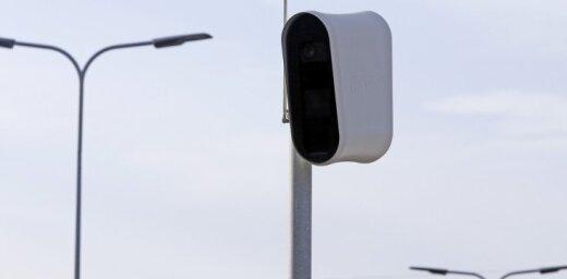 Stacionārie fotoradari kontrolēs arī vinjetes esamību
