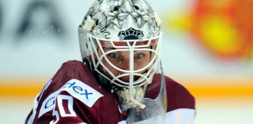 Merzļikins uz trim gadiem pagarina līgumu ar 'HC Lugano'