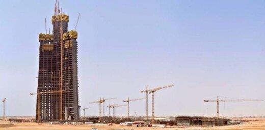 Džidā topošo augstāko ēku pasaulē pabeigšot 2019. gadā