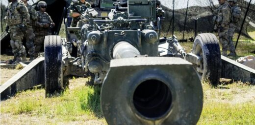 Armija saņēmusi visas no Austrijas iegādātās pašgājējhaubices