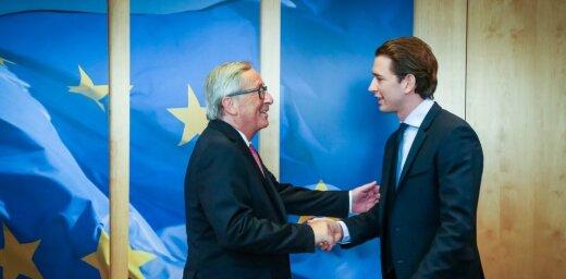 Австрия назвала приоритеты во время своего председательства ЕС