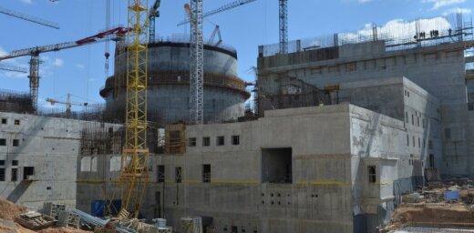 Сквярнялис: Литва надеется, что Минску не удастся завершить проект БелАЭС