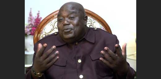 Президент Конго Лоран Кабила