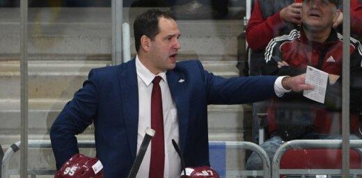 Ankipānam zaudētā spēlē patikusi Rīgas 'Dinamo' hokejistu attieksme