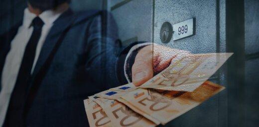 Noguldījumu apmērs Latvijas bankās samazinājies līdz 18,74 miljardiem eiro