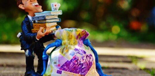 От налога на такси до лимита на наличные: как Минфин планирует увеличивать доходы Латвии