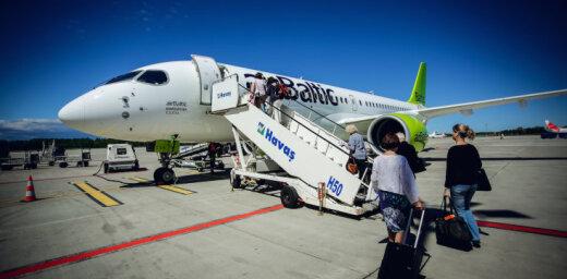 airBaltic начала полеты по маршруту Рига - Мадрид