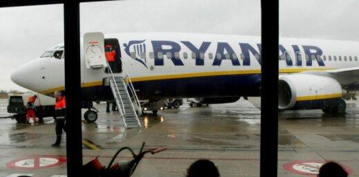 После падения давления в самолете Ryanair госпитализировали около 30 пассажиров
