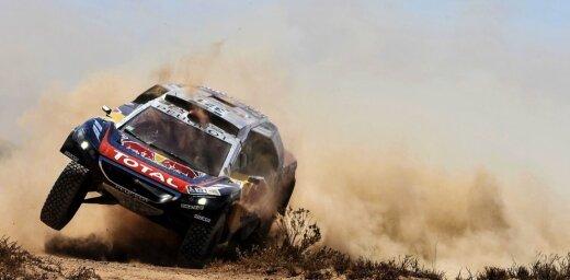 Par spīti valdības nostājai Peru uzņems nākamā gada Dakaras rallijreidu