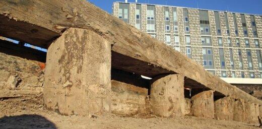 ФОТО: В Торнякалнсе археологи нашли древние шведские укрепления