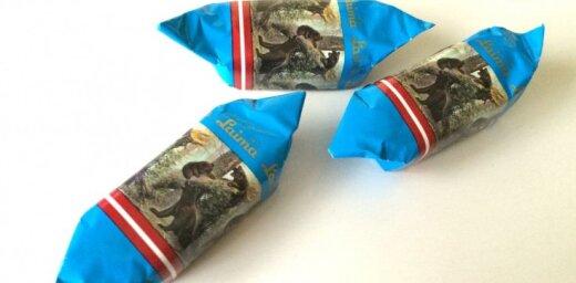 'Laima' uzvar Krievijas uzņēmumu strīdā par preču zīmi 'Lācītis ķepainītis'