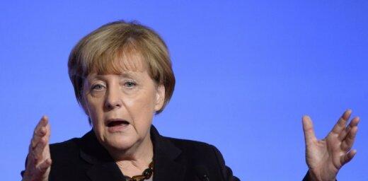 Меркель заявила о готовности Европы к большей ответственности