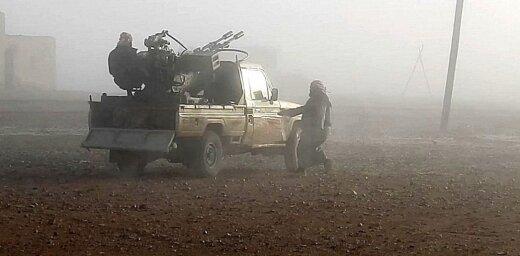 'Daesh' Sīrijas armijai atņem daļu ielenktās Deir ez Zoras