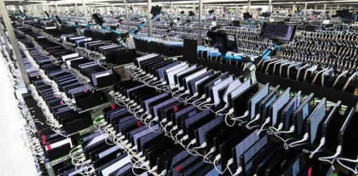 'Galaxy Note 7' aizdegšanos izraisījuši bojāti akumulatori