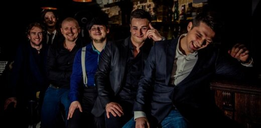 Noklausies! 'Latvian Blues Band' izdod koncertierakstu