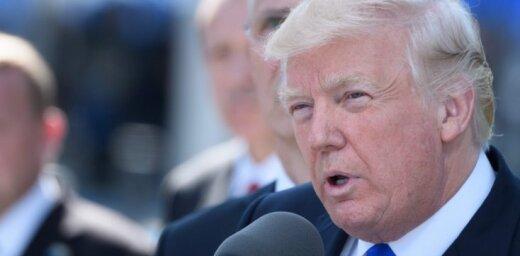 """Трамп назвал """"вмешательство России в выборы США"""" мистификацией"""
