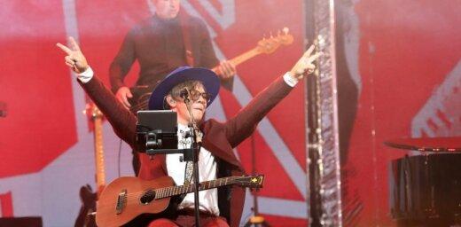 Foto: Izskanējis 'Mumiy Troll' akustiskais koncerts Jūrmalā
