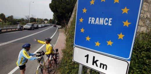 Евросоюз вводит новую систему пограничных правил Шенгенской зоны