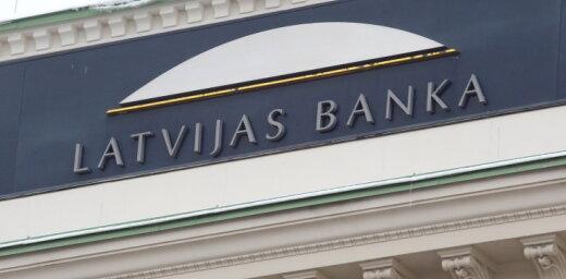 Latvijas Banka pērn nopelnījusi 23,9 miljonus eiro