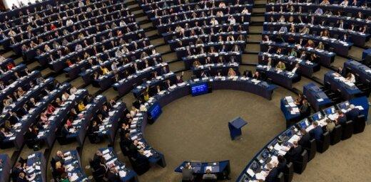 EP lemj par britu deputātu vietu pārdalīšanu pēc 'Brexit'