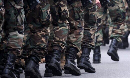 Vairāk nekā 170 jaunsargu sāk noslēguma testu nometnes