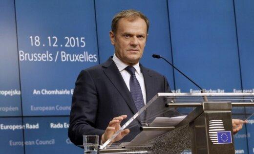 Туск: приоритетом на переговорах по Brexit станут права граждан