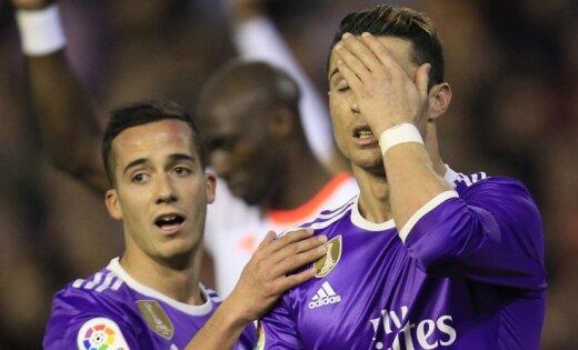 «Валенсия» на«Месталье» нанесла поражение «Реалу»